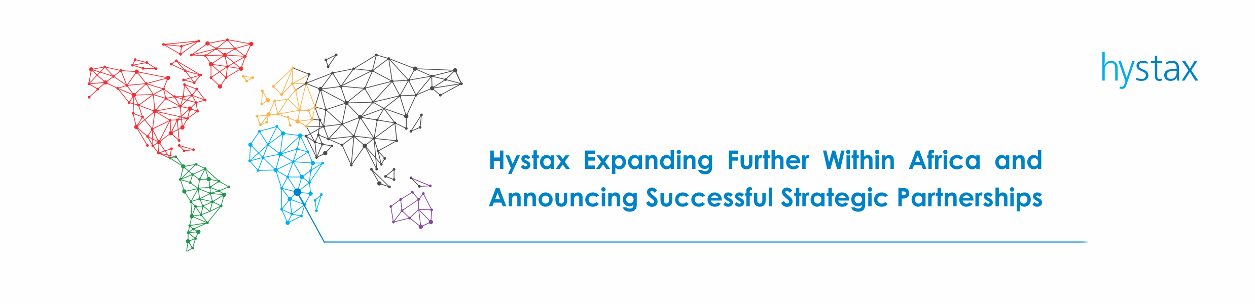 Hystax Expanding Within Africa