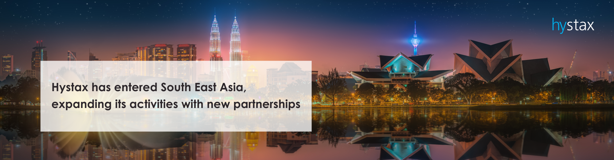 Hystax-partnership-South East Asia