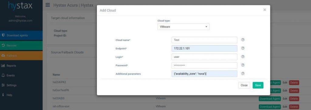 Acura 3.3 multiple cloud