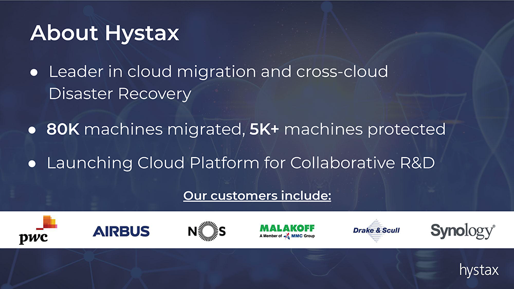 About Hystax