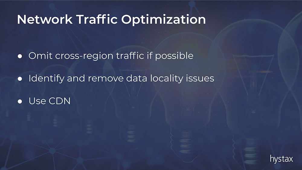network traffic optimization