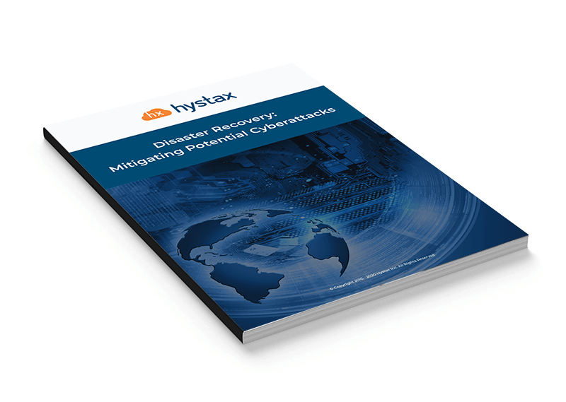 Hystax-Disaster-Recovery-Mitigating-Potential-Cyberattacks-Whitepaper