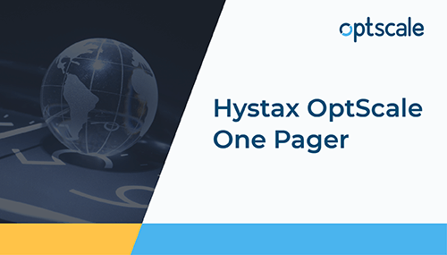 Hystax-OptScale-One-pager