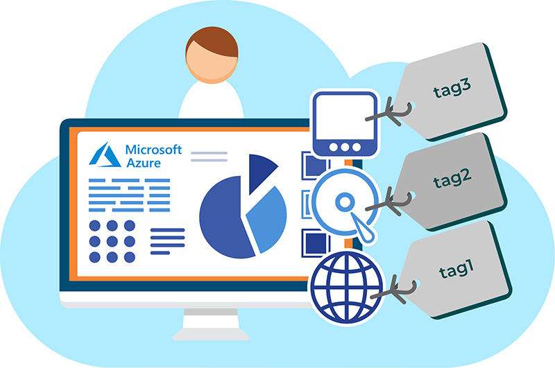 MS Azure tagging best practices