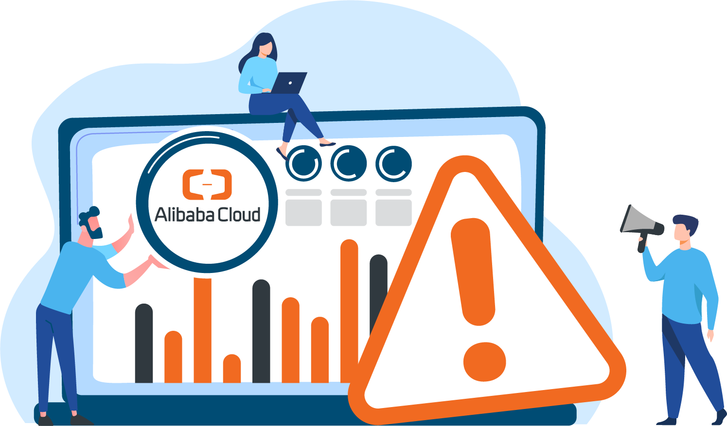Alibaba cost management