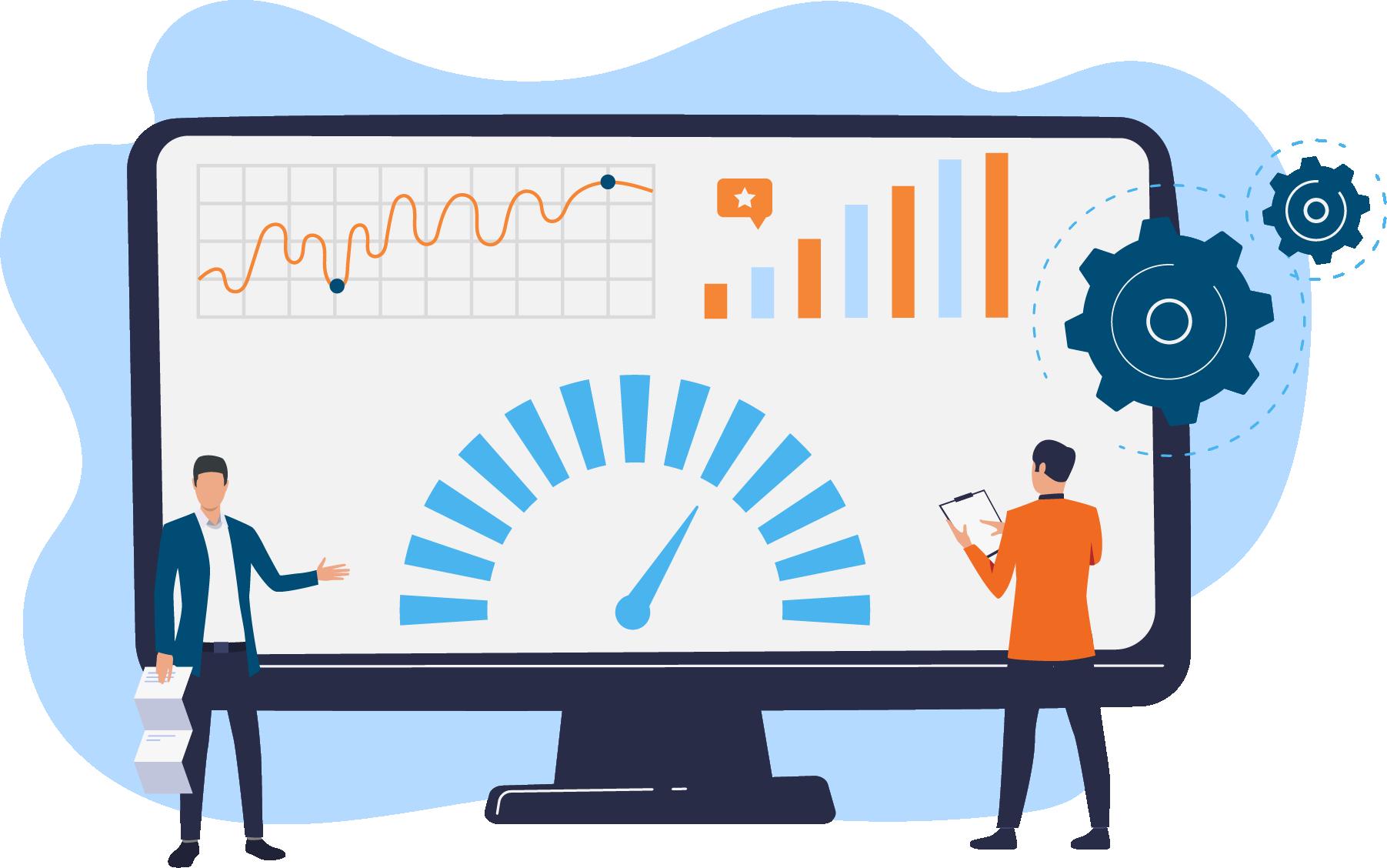 Providing prolonged metrics storage retention